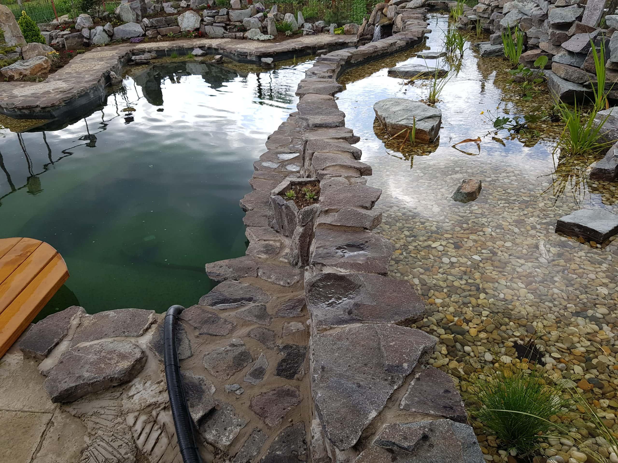 izolacie plochych striech a zakladov a jazierok